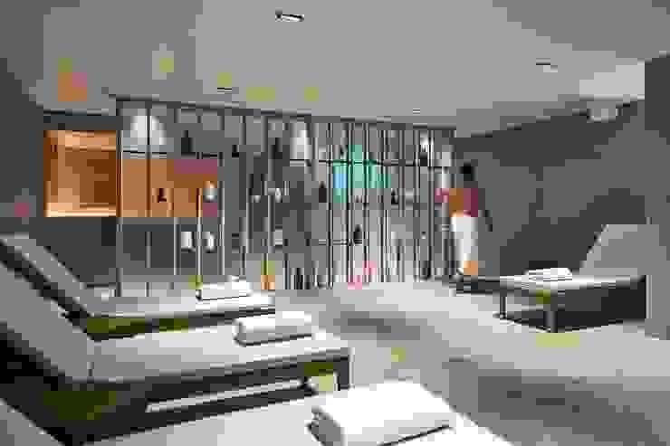 Spa & wellness _ zona relax Luisa Olgiati Hotel moderni