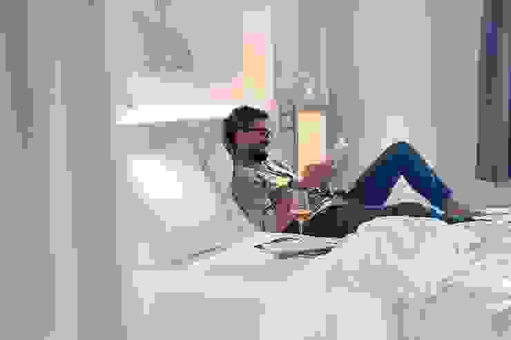 Zoom camera da letto Luisa Olgiati Hotel moderni