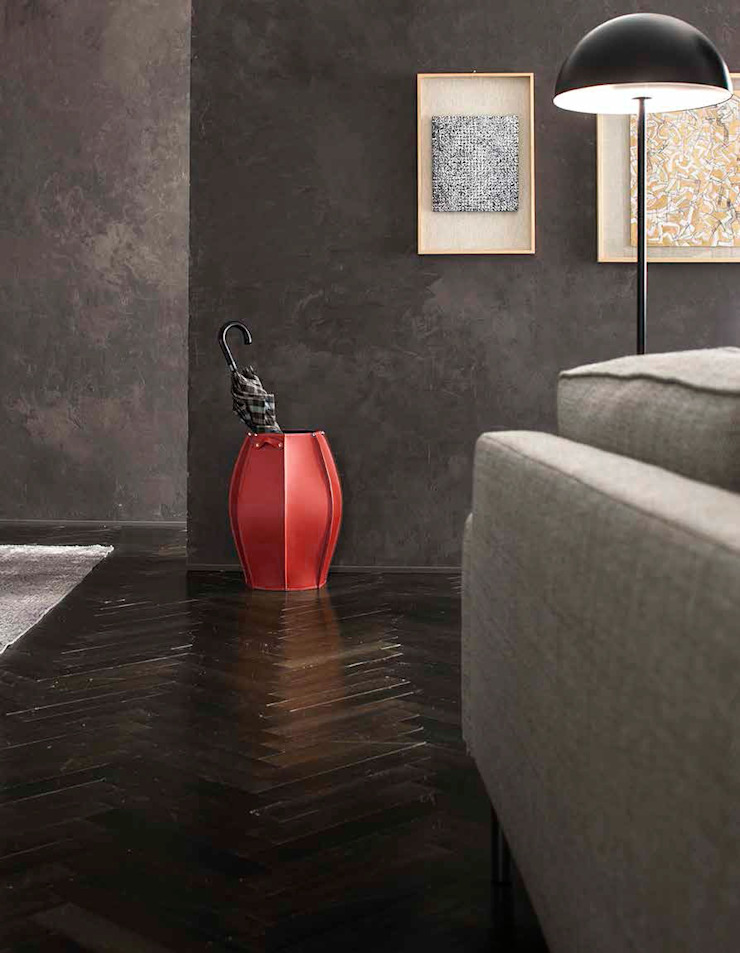 Limac Design HouseholdAccessories & decoration Leather Red