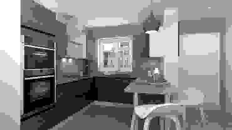 Maria & Dias Lda Modern kitchen