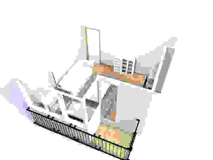 Infografía 3D - Estancia Completa DwP13 | Diseño | Planos e Infografías | Web Comedores de estilo clásico Derivados de madera Multicolor