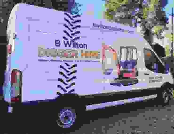 B Wilton Digger Hire B Wilton Digger Hire