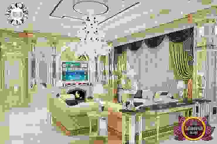 PALACE INTERIOR DESIGN BY LUXURY ANTONOVICH DESIGN Luxury Antonovich Design Living room