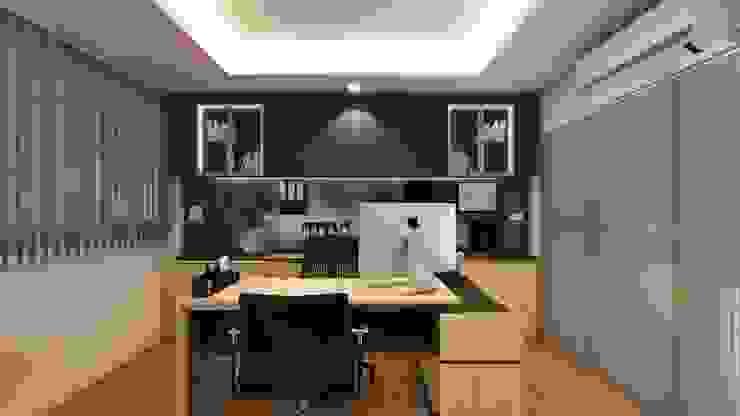 Modernize Design + Turnkey Small houses Wood Multicolored