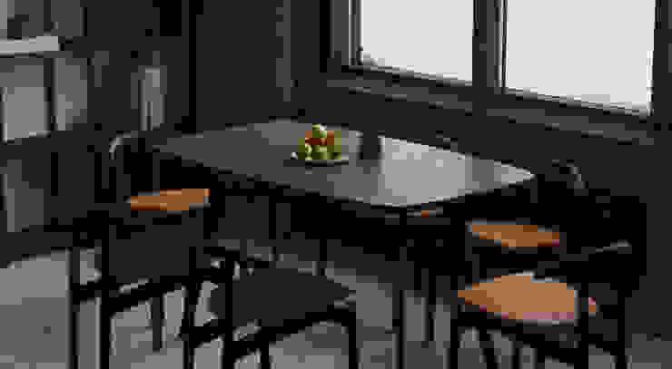 Y.F.architects Cucina minimalista