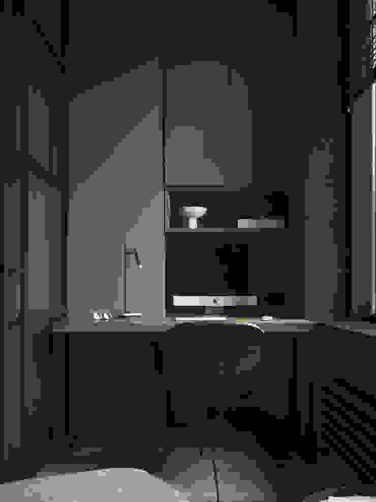 Y.F.architects Studio minimalista