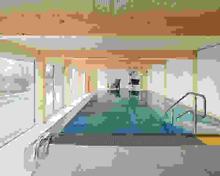 JEBENS SCHOOF ARCHITEKTEN BDA 泳池