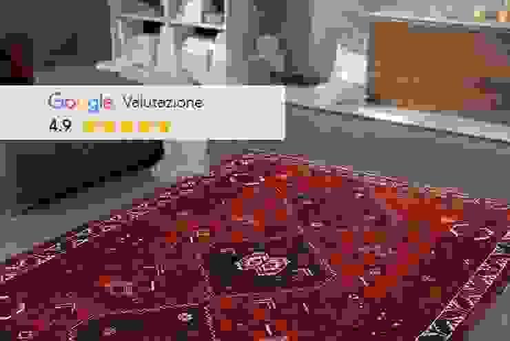 Persian House غرفة المعيشة Red