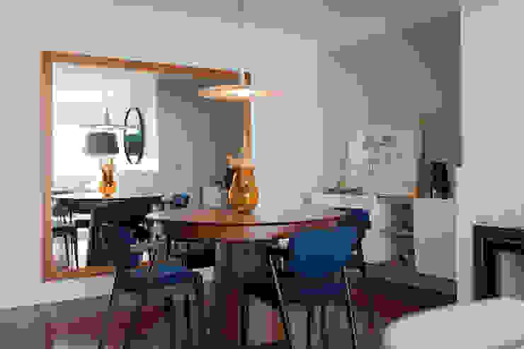 Sala de jantar - Apartamento Anémona - SHI Studio Interior Design ShiStudio Interior Design Salas de jantar minimalistas