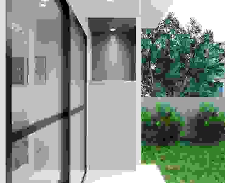 K.THARINEE Modernize Design + Turnkey บ้านเดี่ยว ไม้ Grey