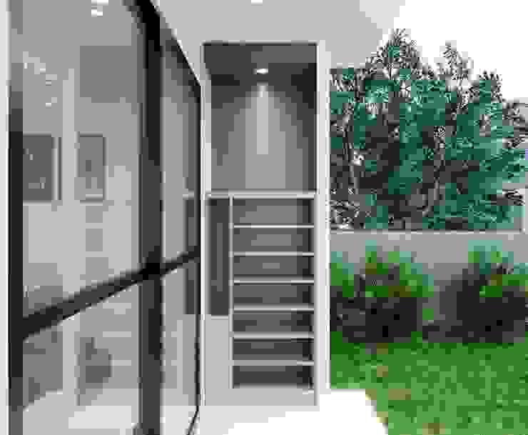 K.THARINEE Modernize Design + Turnkey บ้านเดี่ยว Grey