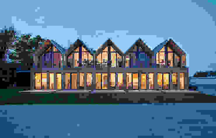 JEBENS SCHOOF ARCHITEKTEN BDA Terrace house