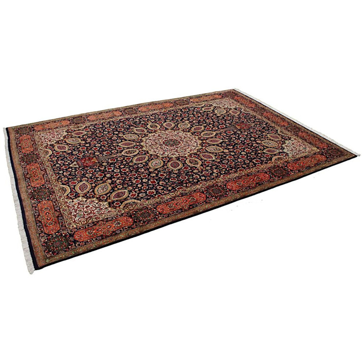 Persian House Walls & flooringCarpets & rugs Bamboo Blue