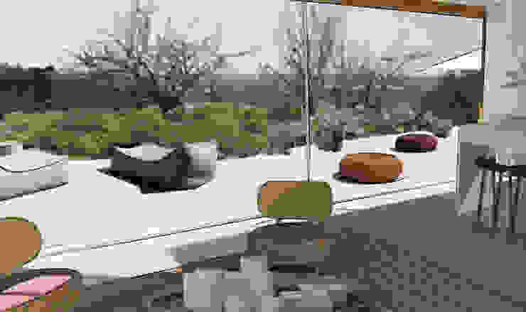 vetrate con vista panoramica Luisa Olgiati