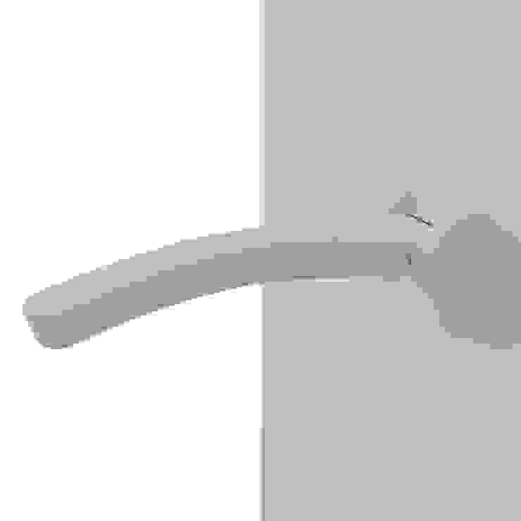 Bracciolo Ribaltabile Per Anziani E Disabili Bianco Da Muro Portata 150 Kg Inbagno BagnoTessuti & Accessori Plastica Bianco