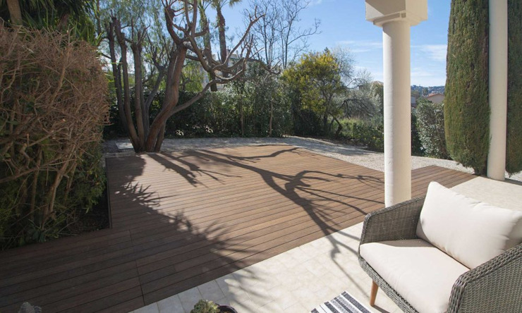CASÁRBOL Patios & Decks Wood