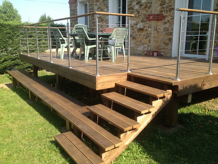 CASÁRBOL Stairs Wood
