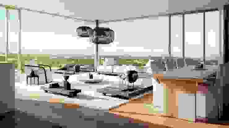Propriété Générale International Real Estate Modern living room