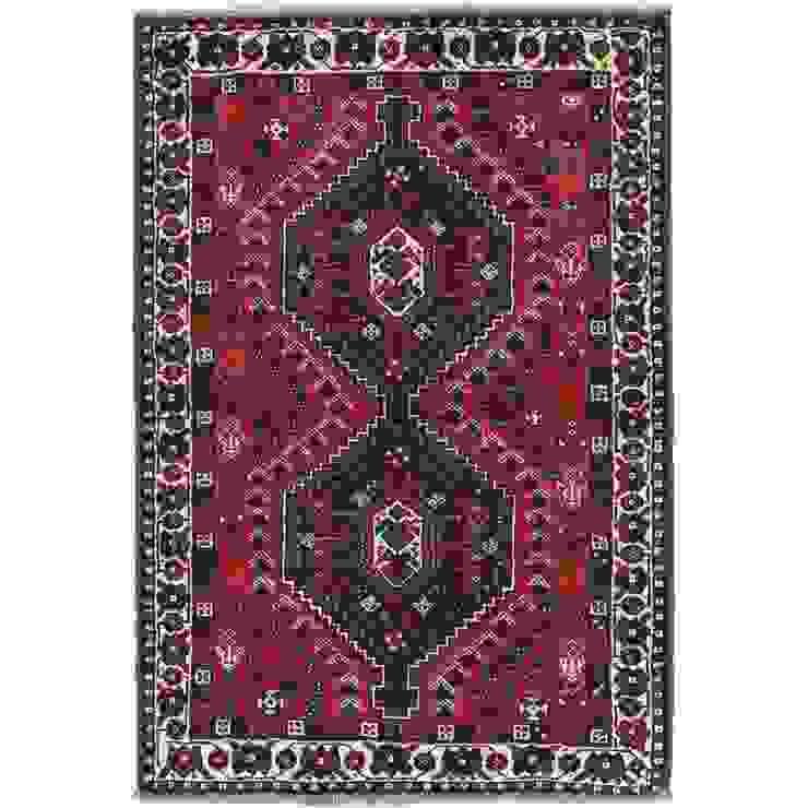 Persian House Lantai Red