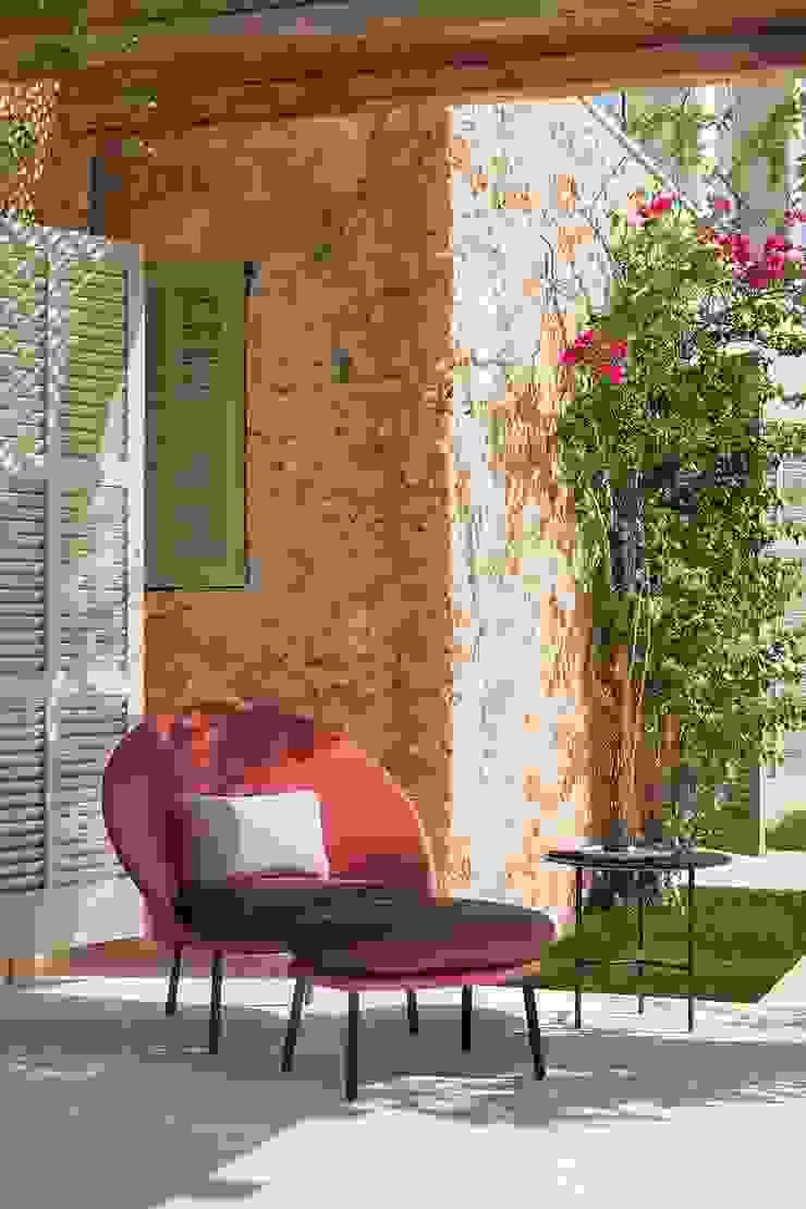 Bloomint design Balcones y terrazas de estilo mediterráneo