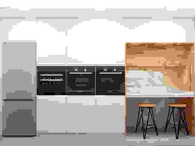 Cocinas de Diseño. ZERMATT DECORACION S.L CocinaAccesorios y textiles Aglomerado