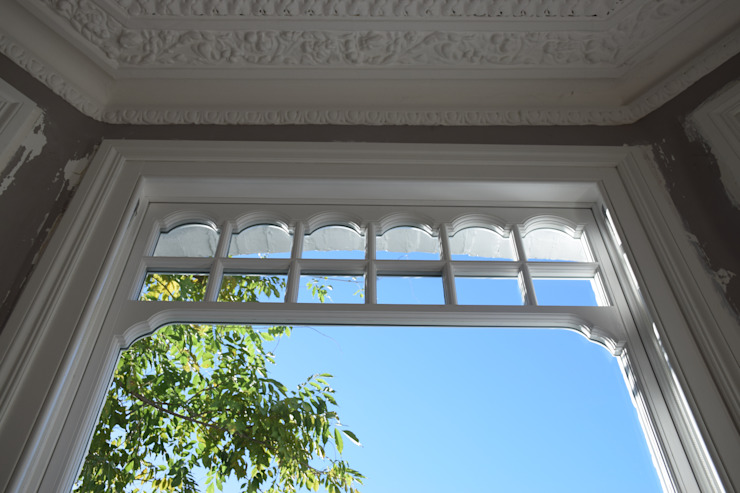 Sash window Repair A Sash Ltd Ventanas de madera Madera Blanco