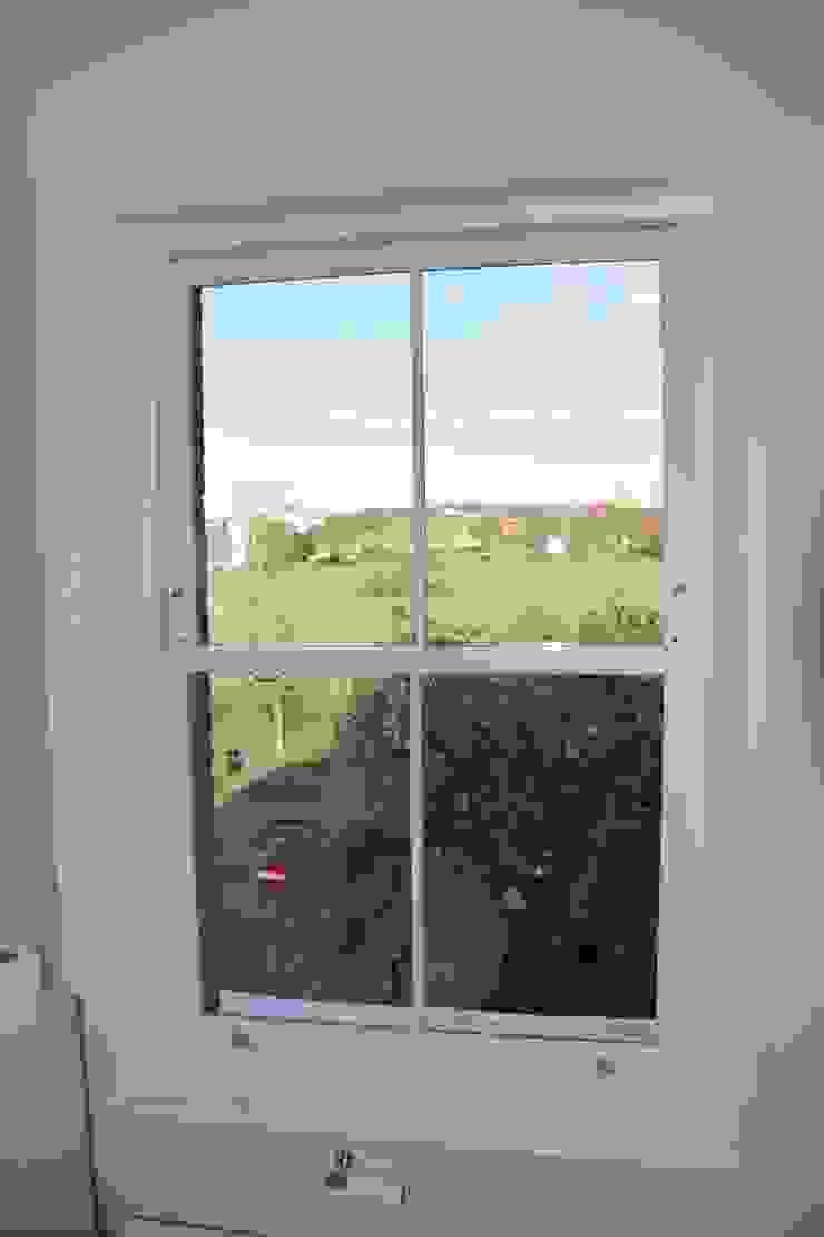 Sash windows portfolio Repair A Sash Ltd Ventanas de madera Derivados de madera Blanco