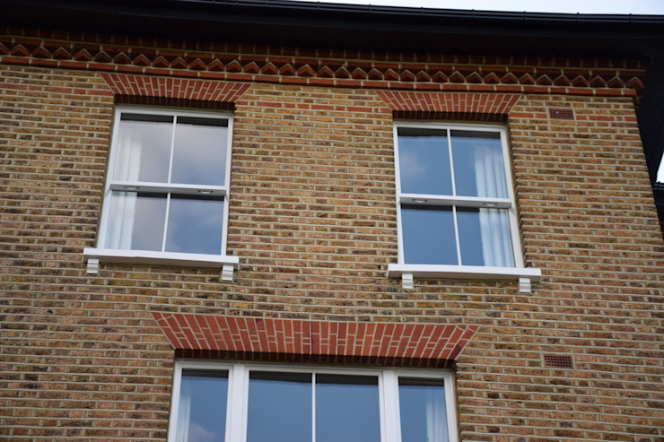 Sash window Repair A Sash Ltd Ventanas de madera Derivados de madera Blanco
