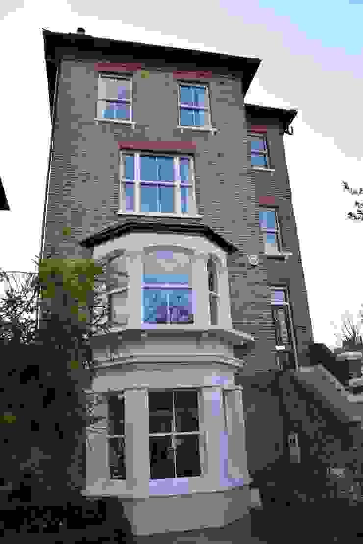 Sash windows Repair A Sash Ltd Ventanas de madera Derivados de madera Blanco