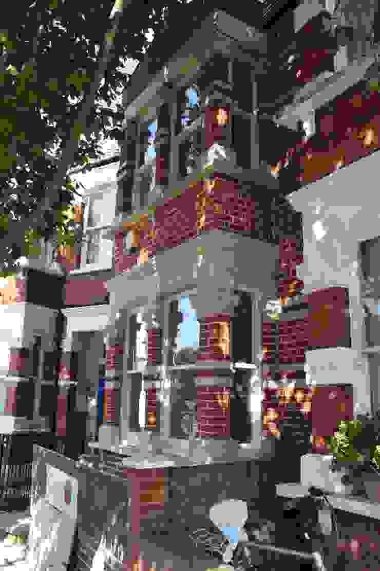 Sash window square bay Repair A Sash Ltd Ventanas de madera Derivados de madera Blanco