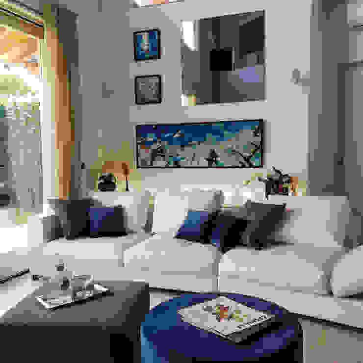 Living Hillier viemme61 SoggiornoDivani & Poltrone Bianco