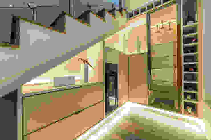 MoronCavallete - soluções em arquitetura Wine cellar