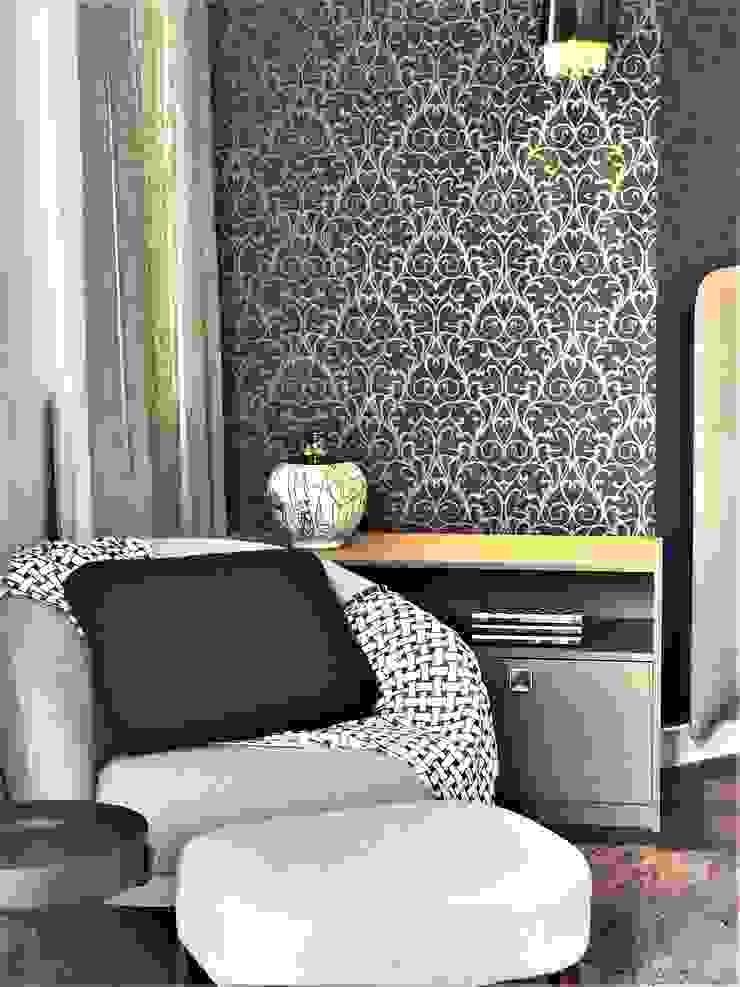 MoronCavallete - soluções em arquitetura Classic style bedroom