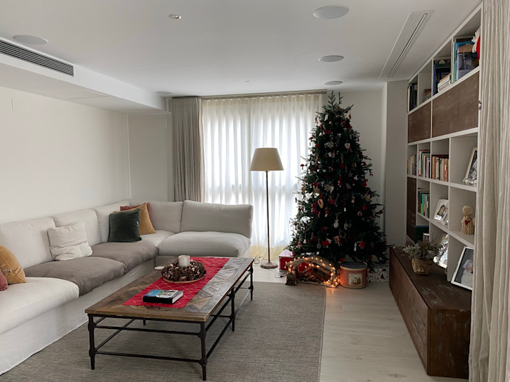 DEKMAK interiores Вітальня