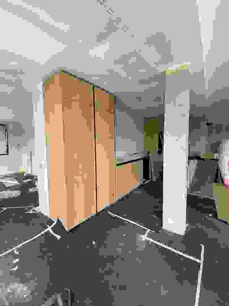 Proyecto Isabel DEKMAK interiores Módulos de cocina