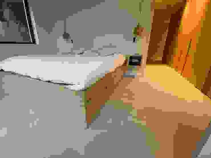 Proyecto Isabel DEKMAK interiores Dormitorios pequeños
