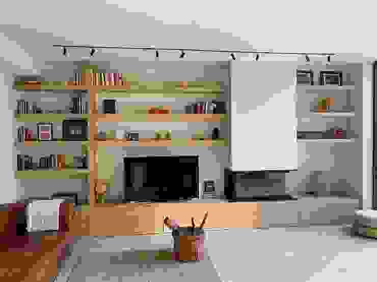 Proyecto Isabel DEKMAK interiores Cocinas de estilo moderno