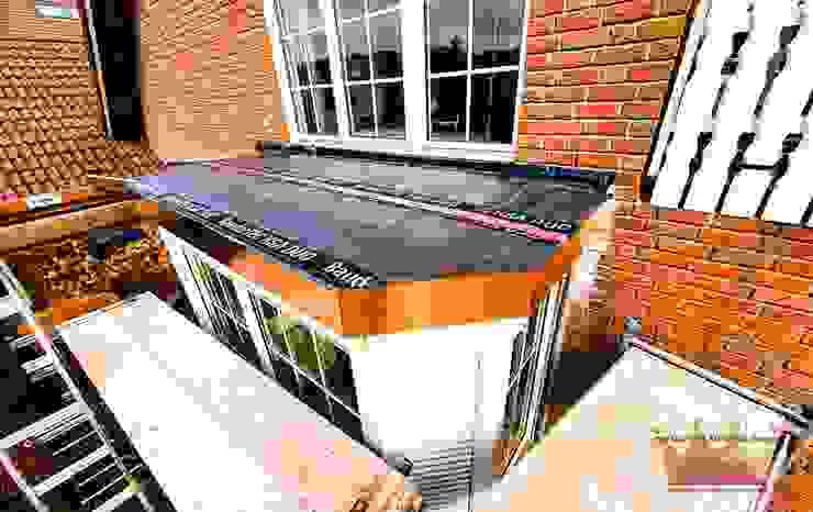 Dachdeckermeisterbetrieb Dirk Lange | Büro Herford Balcony