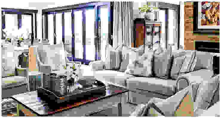 Joseph Avnon Interiors Classic style living room