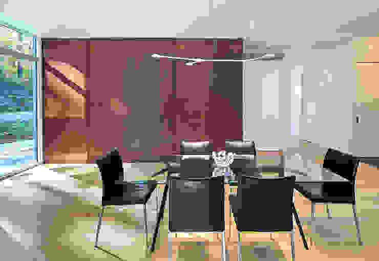 KUBE architecture Ruang Makan Modern