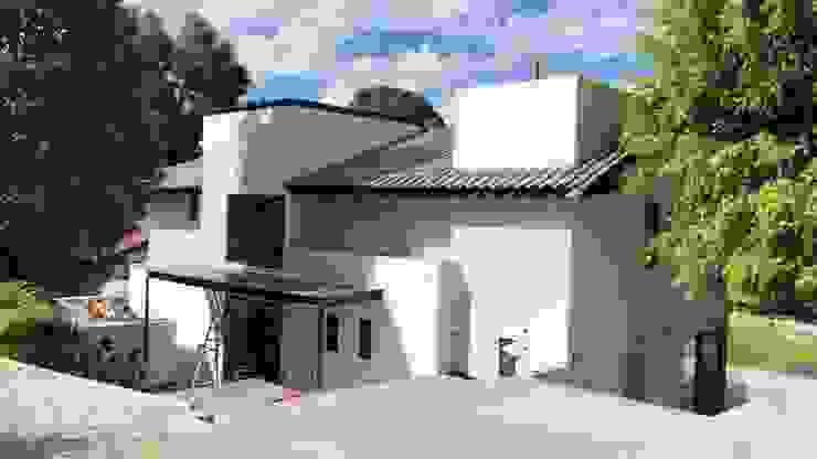 Arquitecto Rafael Balbi 度假別墅 磚塊 Black
