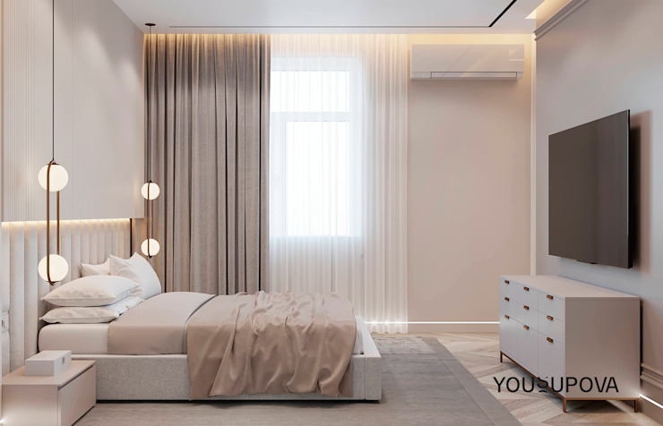YOUSUPOVA Classic style bedroom