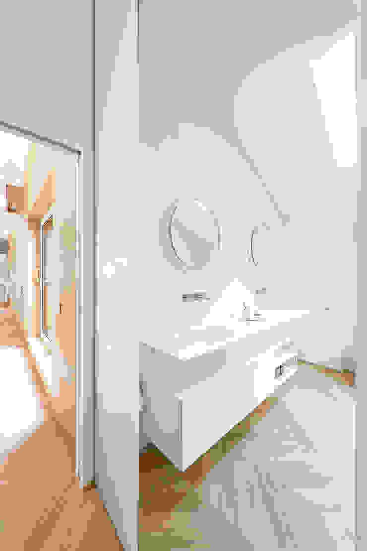 CP Parquet Modern Bathroom Wood