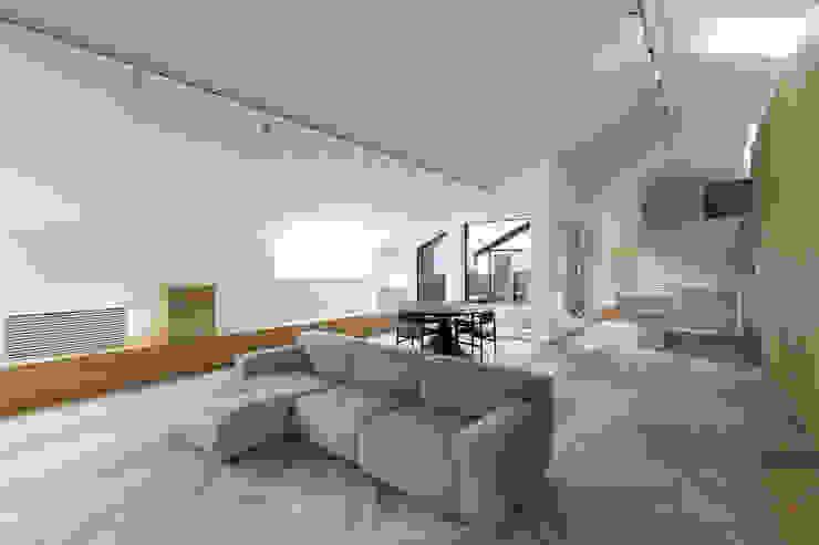 CP Parquet Modern Living Room Wood