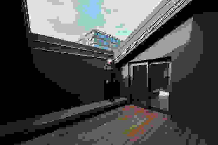 CP Parquet Balcony Wood