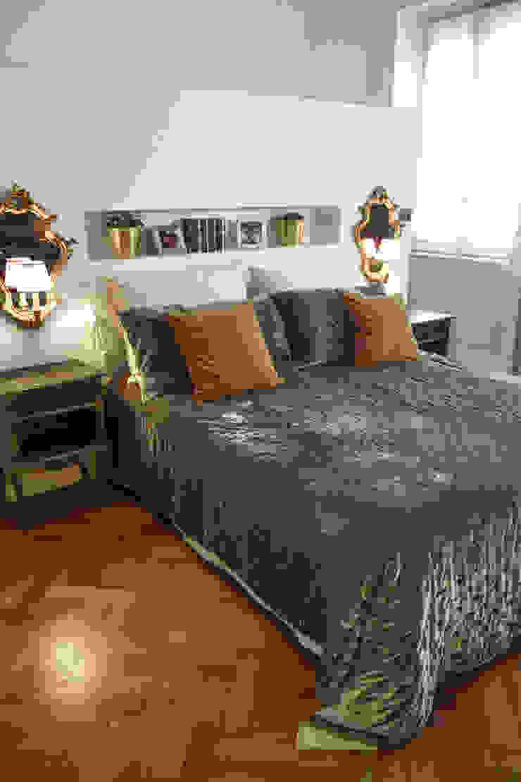 camera da letto matrimoniale Luisa Olgiati Camera da letto moderna