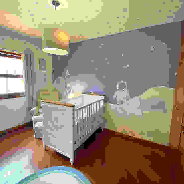 Lilibee Recámaras para bebés Azul
