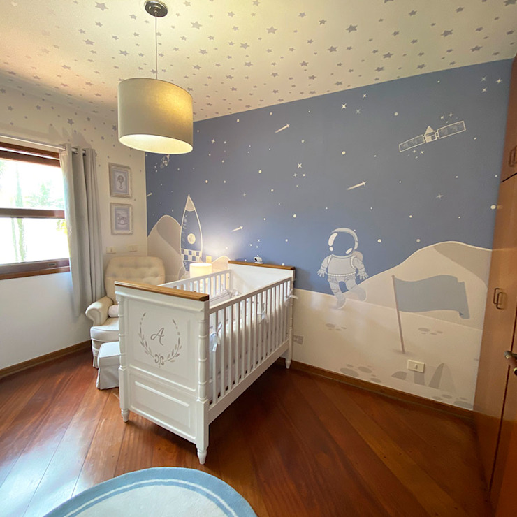 Lilibee Baby room Blue