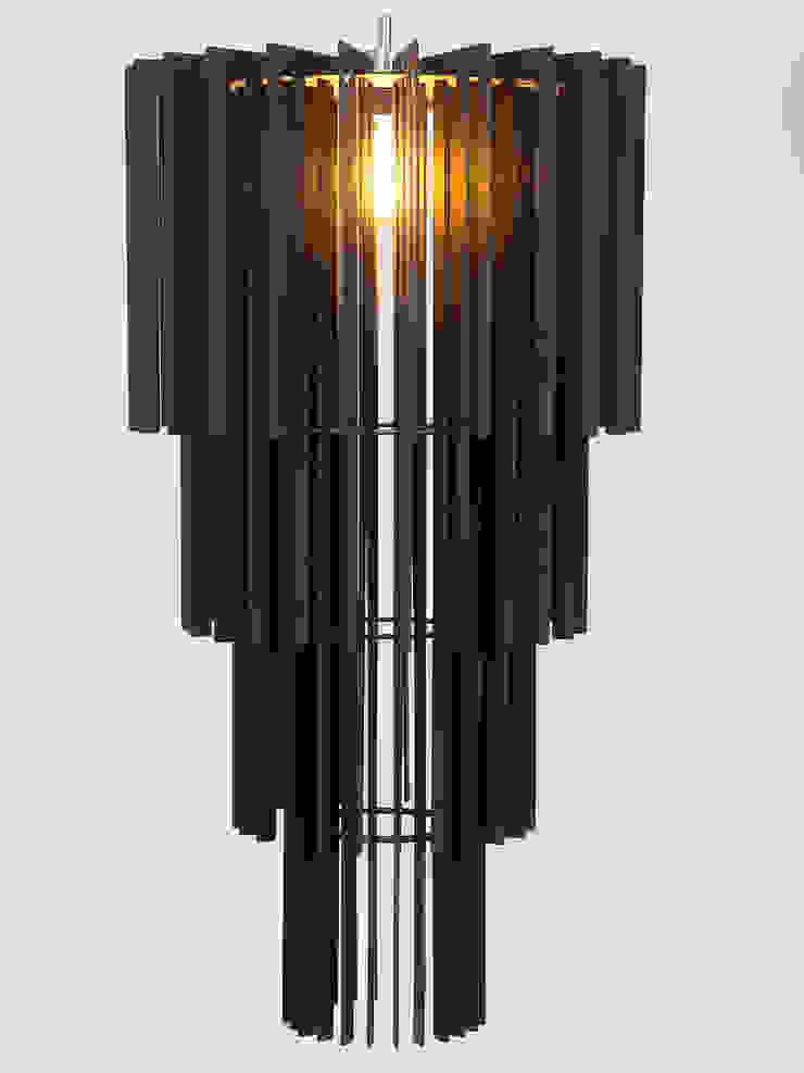 Dutch Duo Design บาร์และคลับ ไม้ผสมพลาสติก Black