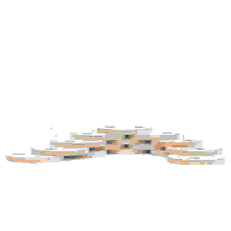 Dutch Duo Design ГостинаяАксессуары и декорации Изделия из древесины Белый